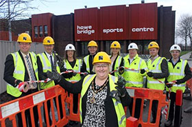 Work to transform Howe Bridge Sports Centre begins