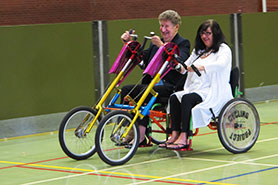Chase Active Inclusive Cycling