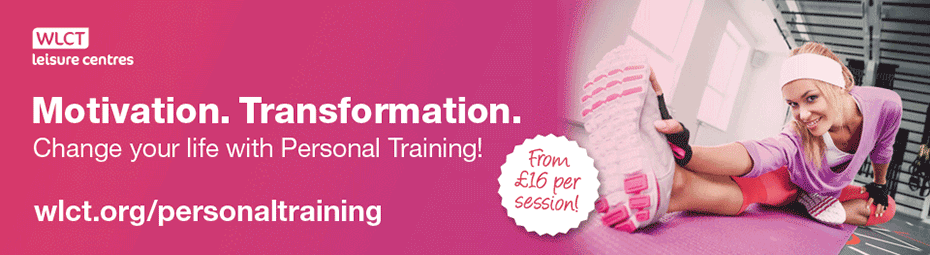 Try Personal Training from just £16 per session!