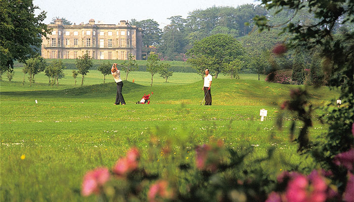 Take in the beautiful scenery whilst enjoying a round of golf