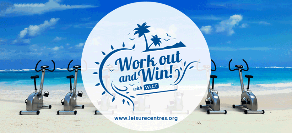 Join WLCT leisure centres in August and you could win a £500 holiday voucher!