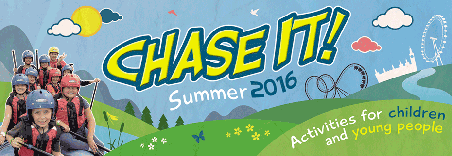 Check out the Chase It! brochure for loads of fun things to do this summer in Cannock Chase