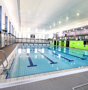 Chase Leisure Centre Pool