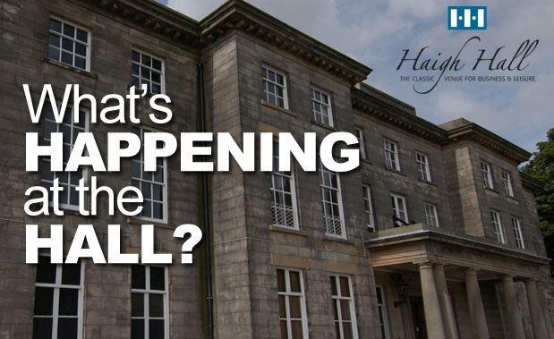 Download the guide to what's on at Haigh Hall.