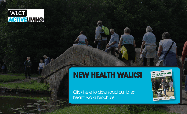 Download our latest guide to walks around Wigan
