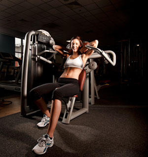 WLCT Leisure Centres are the best places to get fit.